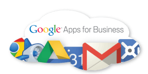 Google Apps cloud services for Business