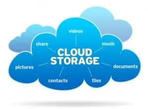 cloud storage and backup - cloud services